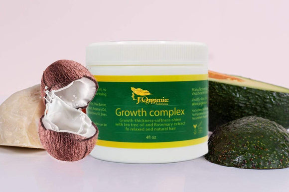 J'organicsolutions pomade Growth Complex Hair Growth Scalp Stimulator