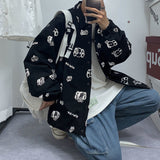 Privathinker 2020 Autumn New Couple Jackets Reflective Men's Casual Oversize Coat Hip Hop Woman Streetwear Fashion Clothing