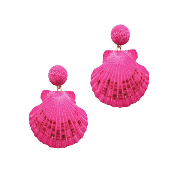 Bishop Boutique Shell Earring