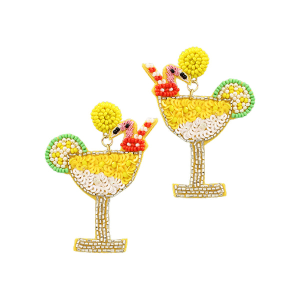 Bishop Boutique Cocktail Earring