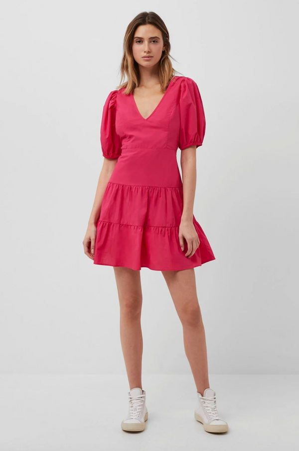 French Connection Birch Poplin Dress