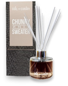 Chunky Knit Sweater (Diffuser)