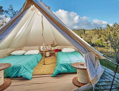 How to take care of your bell tent