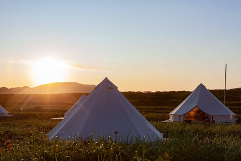 Bell Tent Sussex