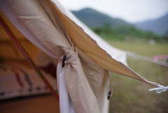100% Canvas Bell Tent