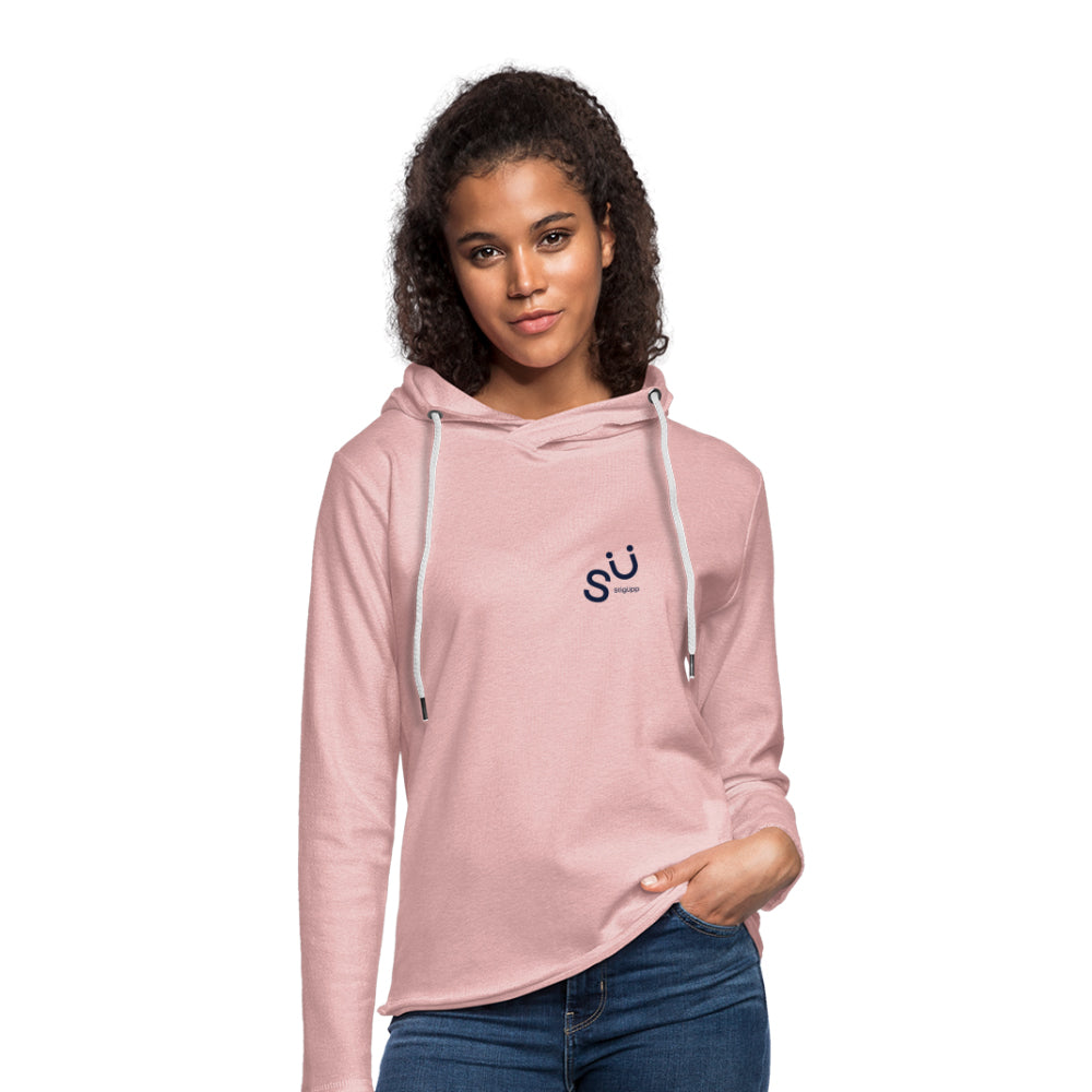 Sweat-shirt à capuche Stigüpp rose