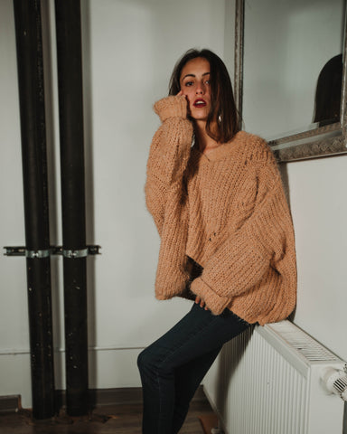 Angela Oversized Sweater
