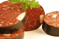 4 Slices Of Homemade Award Winning Black Pudding