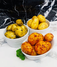 Load image into Gallery viewer, Garlic New Potatoes