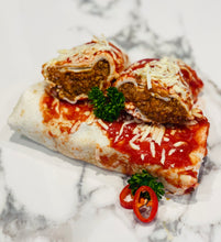 Load image into Gallery viewer, Mexican Beef Burritos