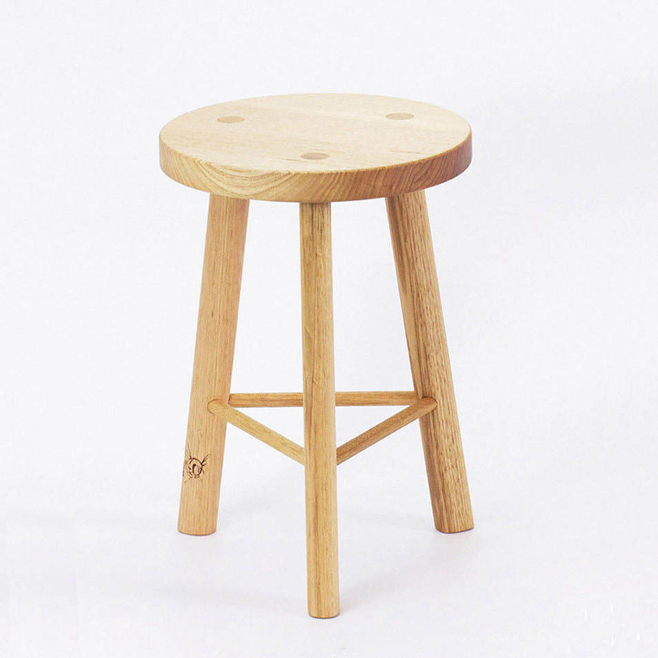 Calypso Stool Small (Natural)