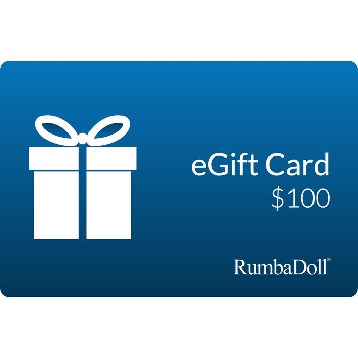 Rumba Doll eGift Card $100