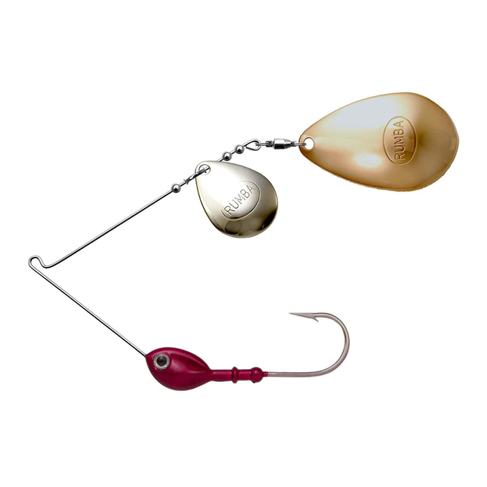 Rumba Doll The Original Colorado/Indiana Custom Spinnerbait Assembled