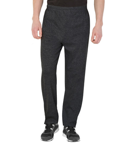 Dark Grey Double Stripe Track Pant