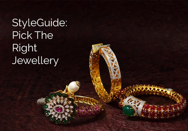Pick The Right Jewellery For You