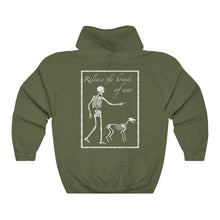 Load image into Gallery viewer, Release the Hounds of War Hoodie