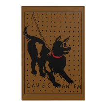 Load image into Gallery viewer, Cave Canem Area Rug