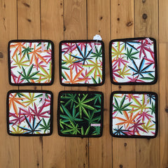 pot holders — misc
