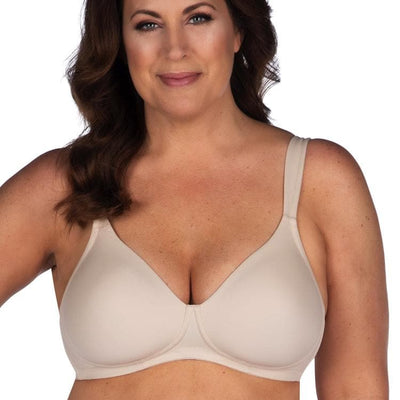 LEADING LADY - 5042 - Molded Padded Seamless Non-Underwired Bra