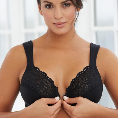 GLAMORISE - 1245 - Elegance Front Close Underwired Bra