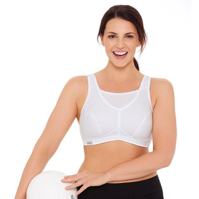 GLAMORISE - 1066 - No Bounce Cami Sports Non-Underwire Bra