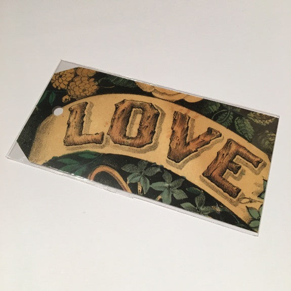 John Derian New York gift tag