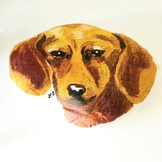 Nathalie Lete My Dog pillow