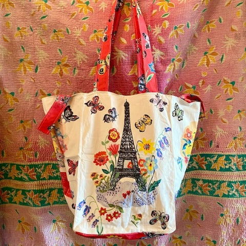 Nathalie Lete Paris Market bag
