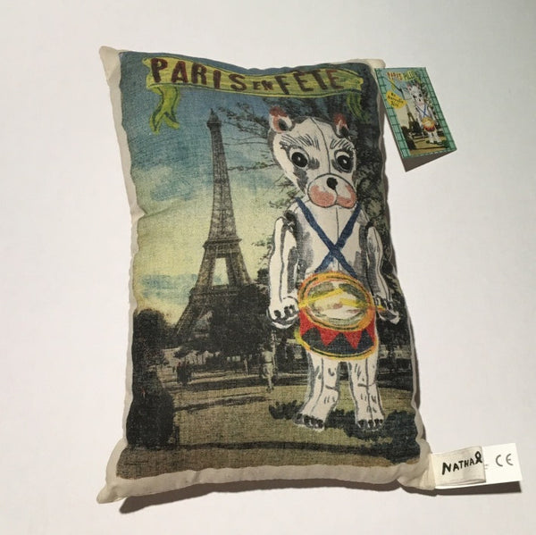 Nathalie Lete Paris pillow