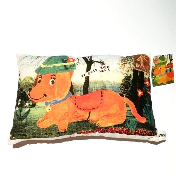 Nathalie Lete Doggy pillow