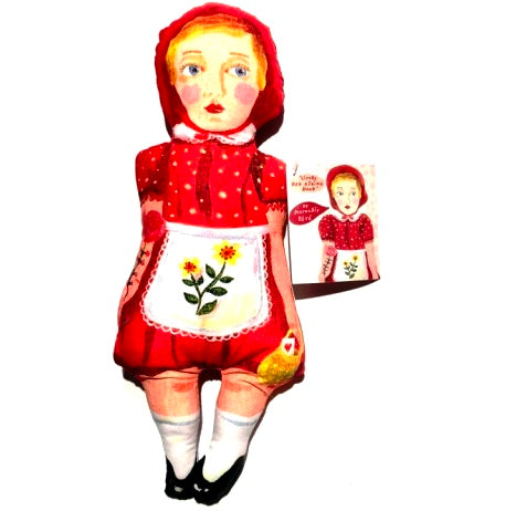 Nathalie Lete Little Red doll