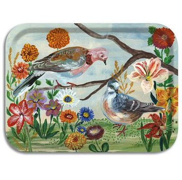 Nathalie Lete Birds Small Tray