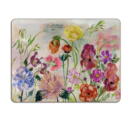Nathalie Lete Flowers Tablemat