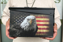 Load image into Gallery viewer, Freedom Eagle Custom Ammo Can