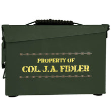 Load image into Gallery viewer, US Army Flag Ammo Can - Modern