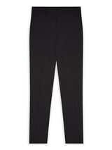 Wool Pinstriped Dress Pants