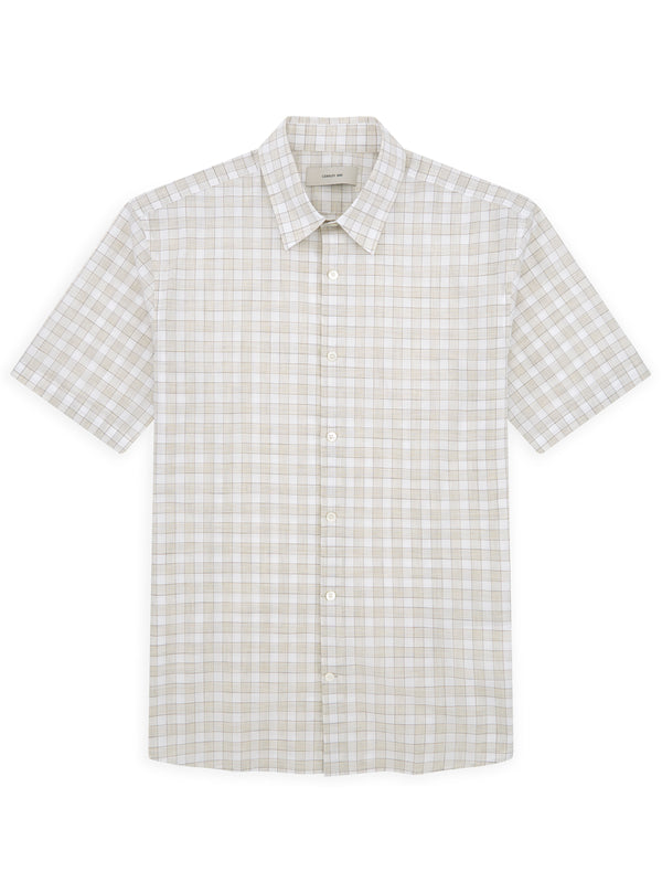 Graph Check Short-Sleeved Shirt