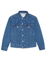 Bartacks Vintage Denim Jacket