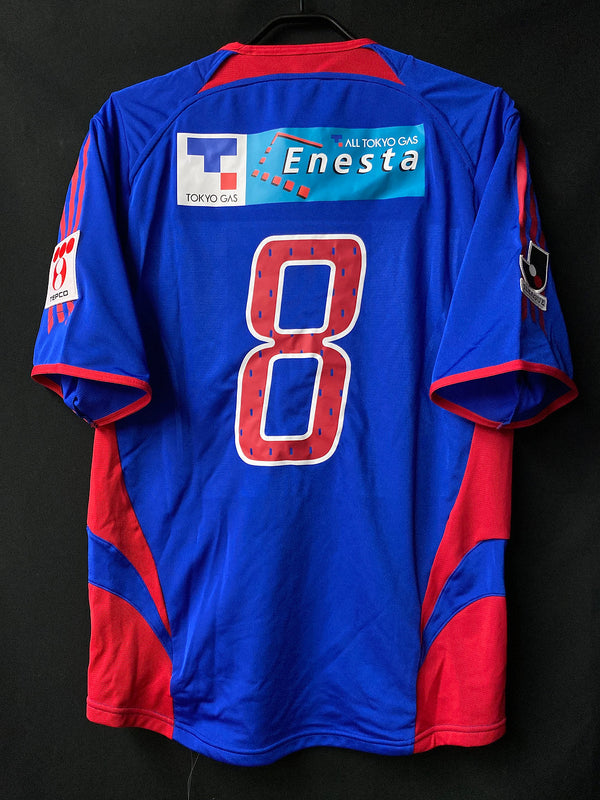 【2005/06】FC東京(H)/ Condition:New / Size:L(日本規格)/ オーセンティック