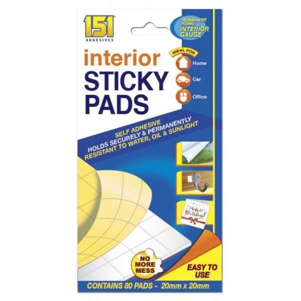 Sticky Interior Fixers by  Direct Savings Online