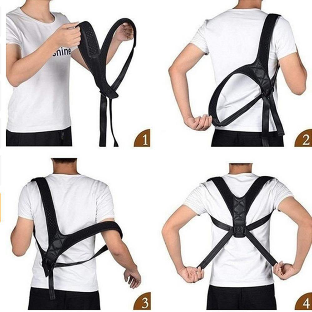 Posture Corrector Brace by  Direct Savings Online