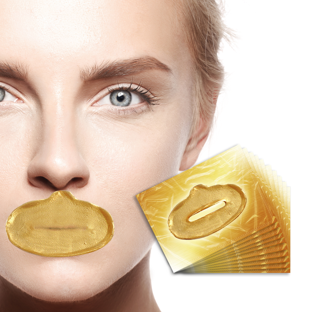 Gold Collagen Lip Mask by  Direct Savings Online