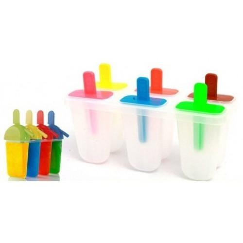 6PCS Pack Ice Cream Lolly Maker by  Direct Savings Online
