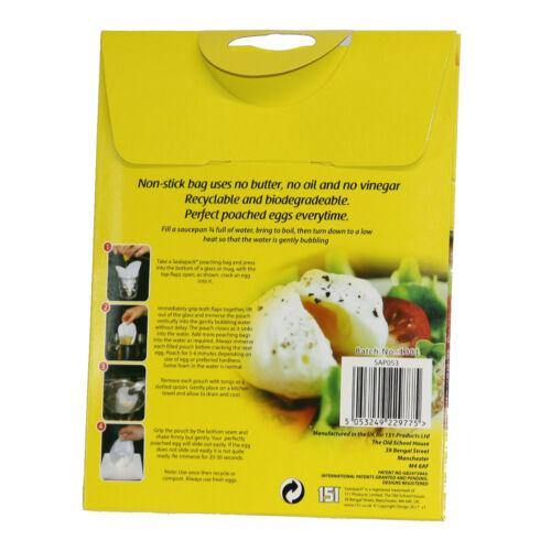 Egg Poaching Bags by  Direct Savings Online