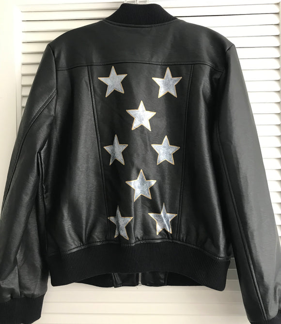 Stars on Leather