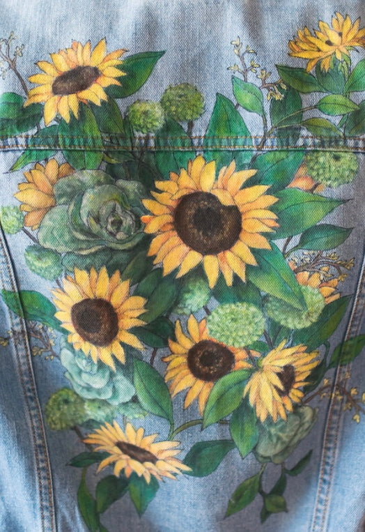 Sunflower Jacket