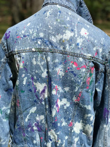 Splatter Jacket