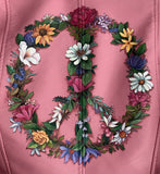 Peace Flowers/Pink