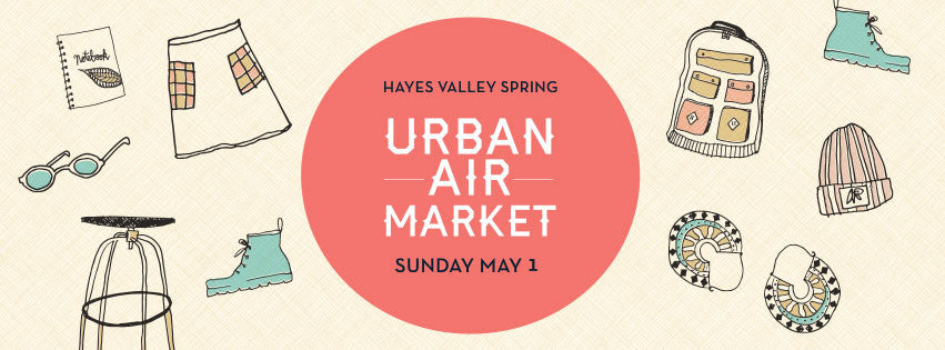Urban Air Returns to SF May 1st. 2016