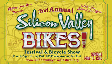 Silicon Valley Bike Festival 2016
